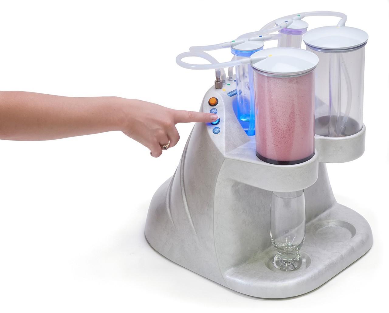 аппарат для кислородного коктейля