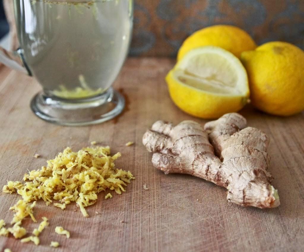 имбирно лимонная смесь для похудения