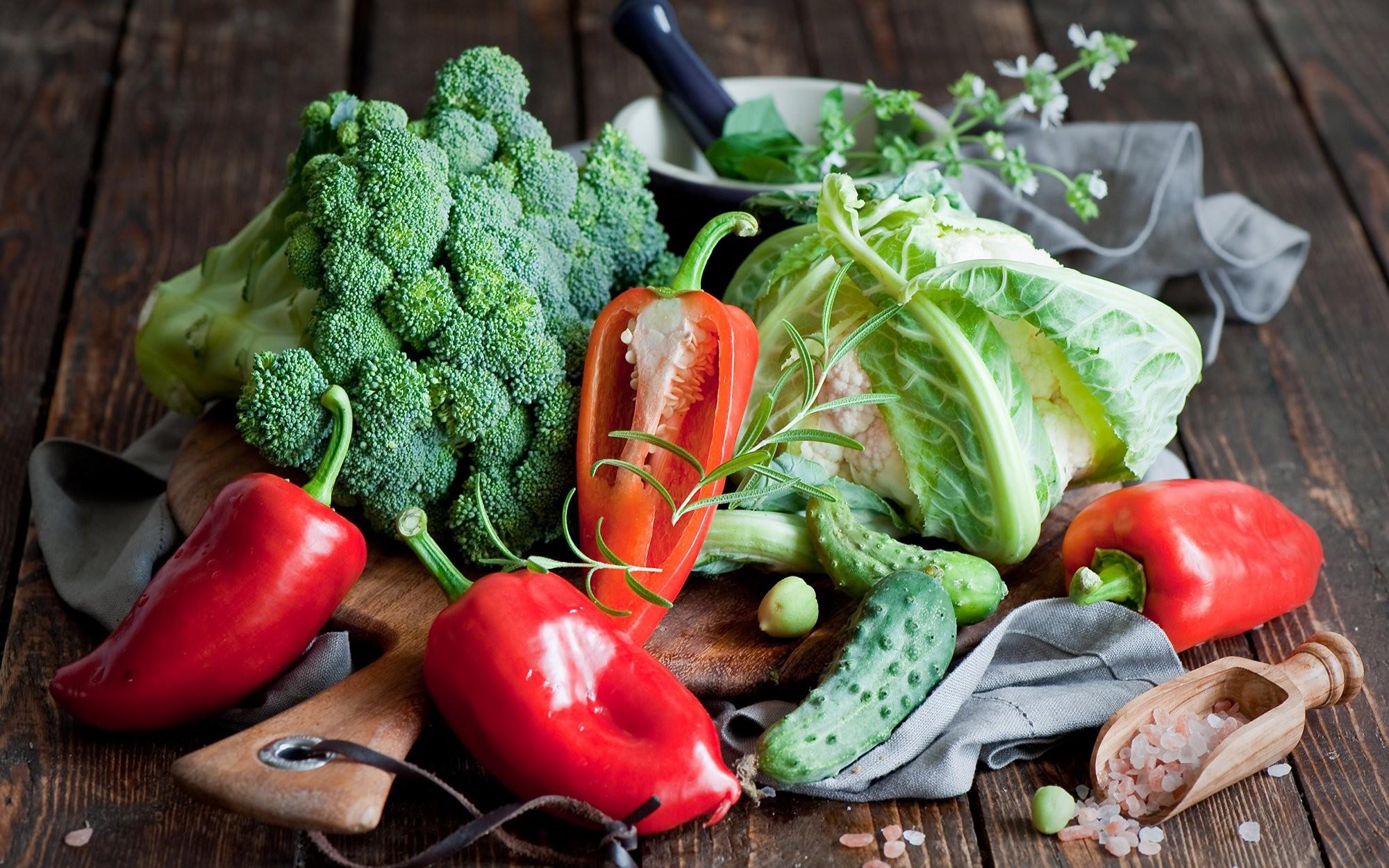 овощи диета