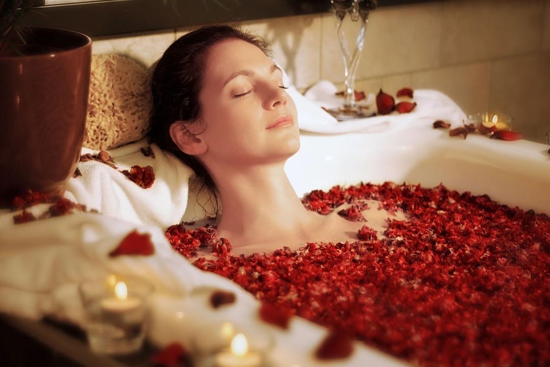 эфирные масла в ванне и бане