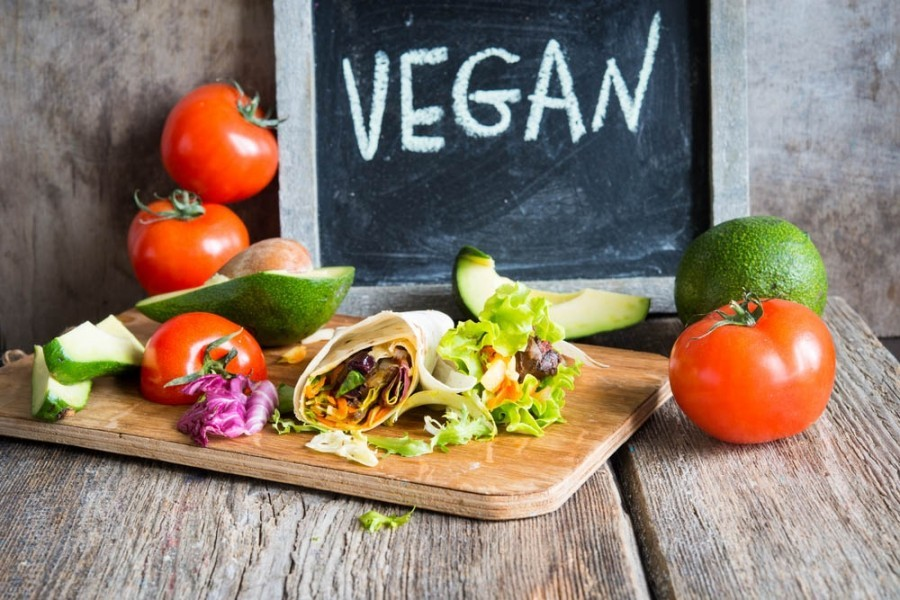 здоровый образ жизни вегетарианство