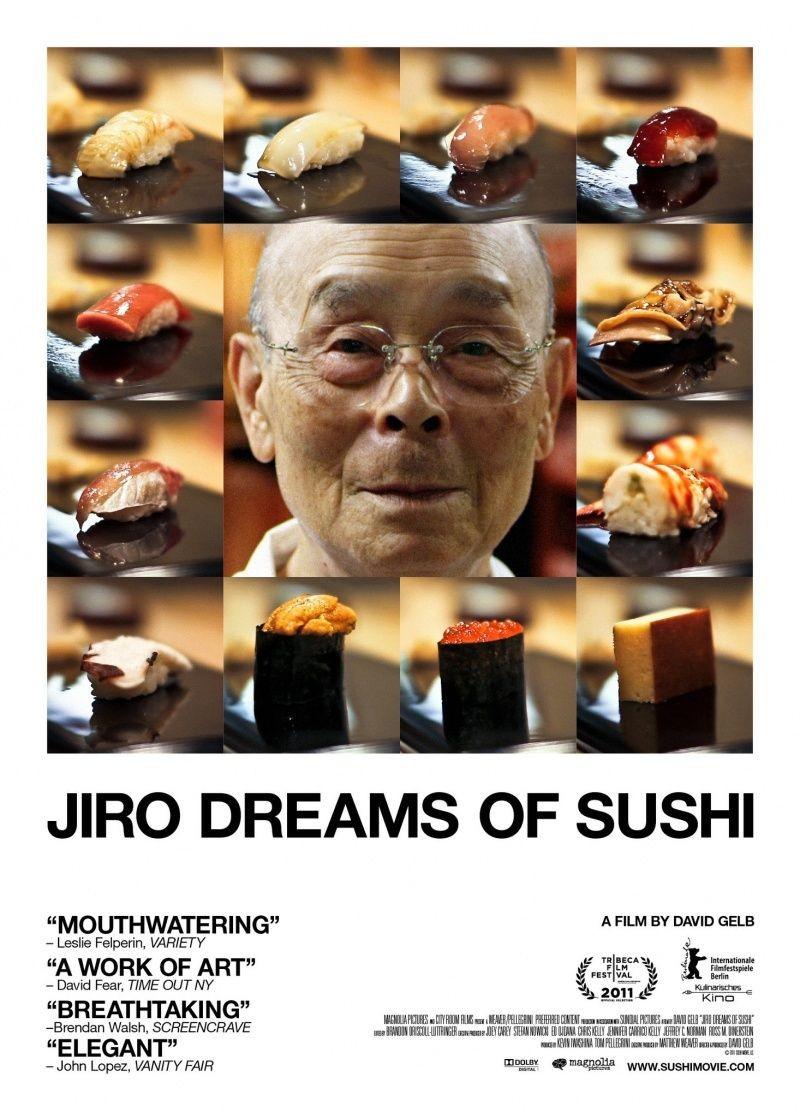 sny dziro o sushi