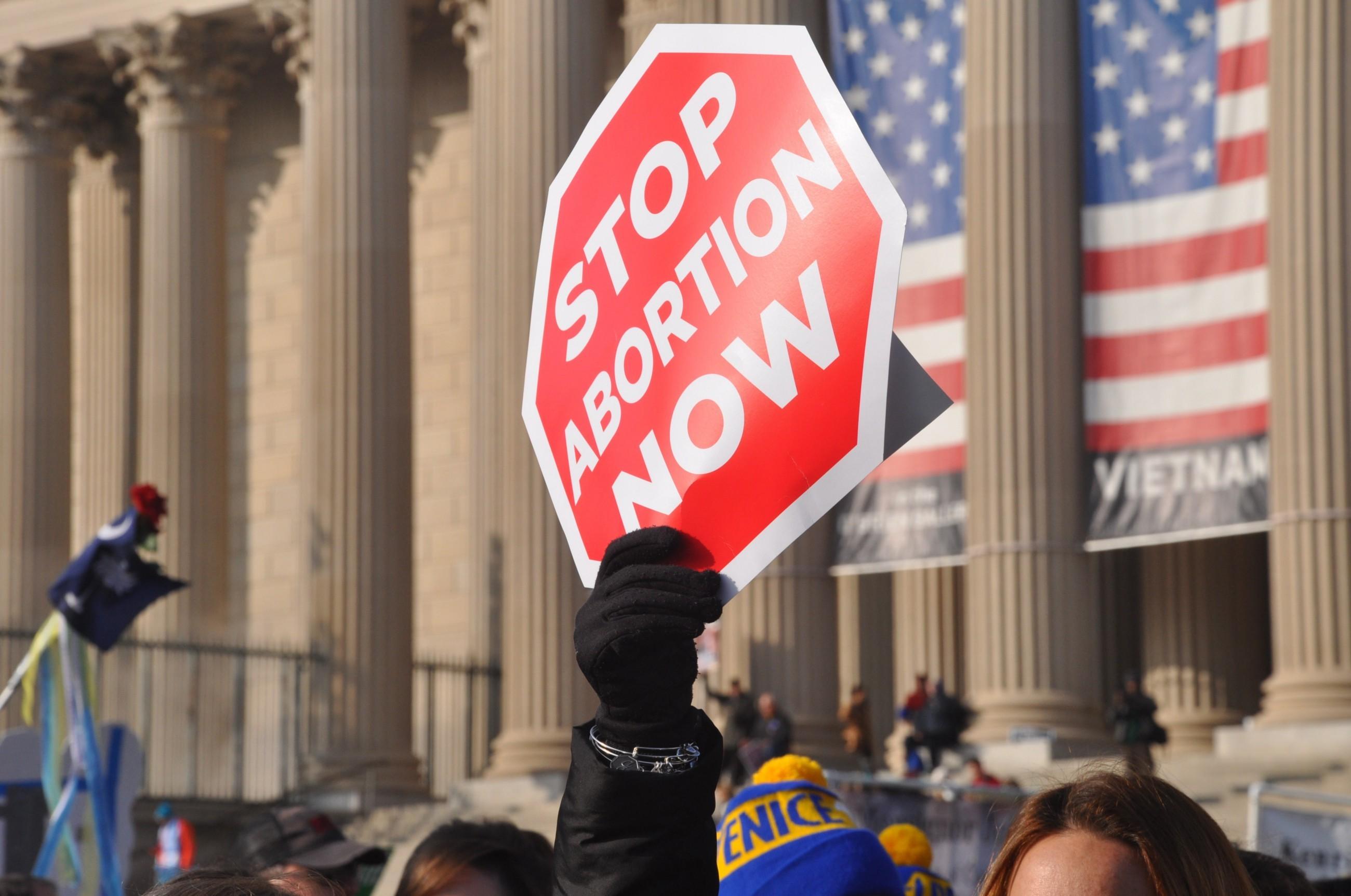запретите аборты