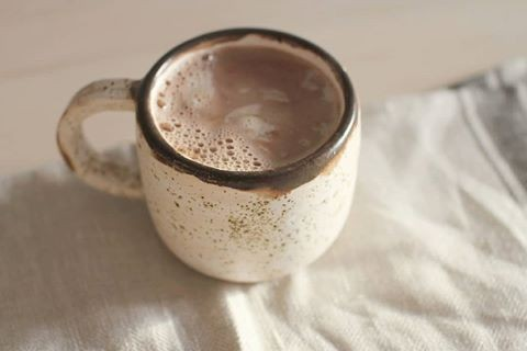 горячий шоколад какао