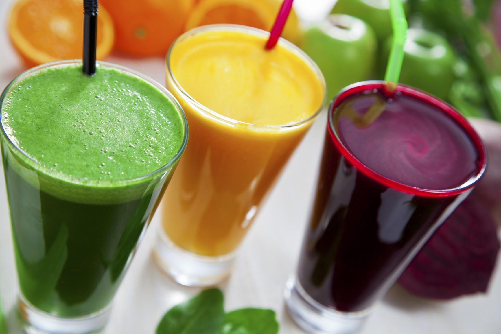 соки антиоксиданты