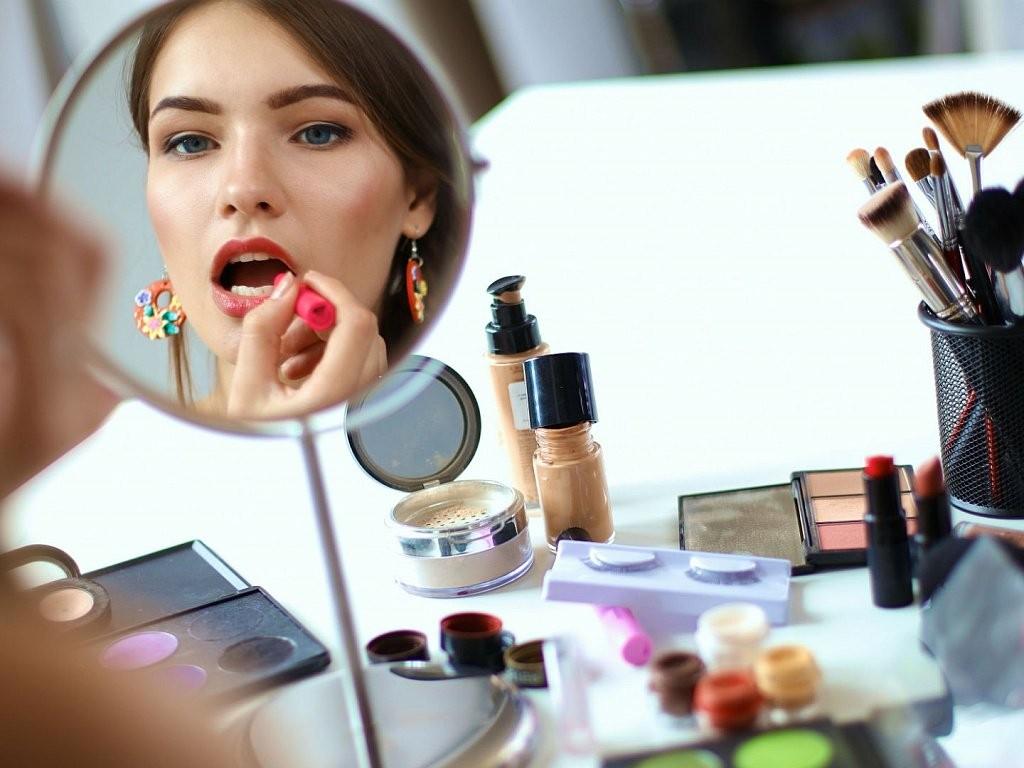советы нанесения макияжа