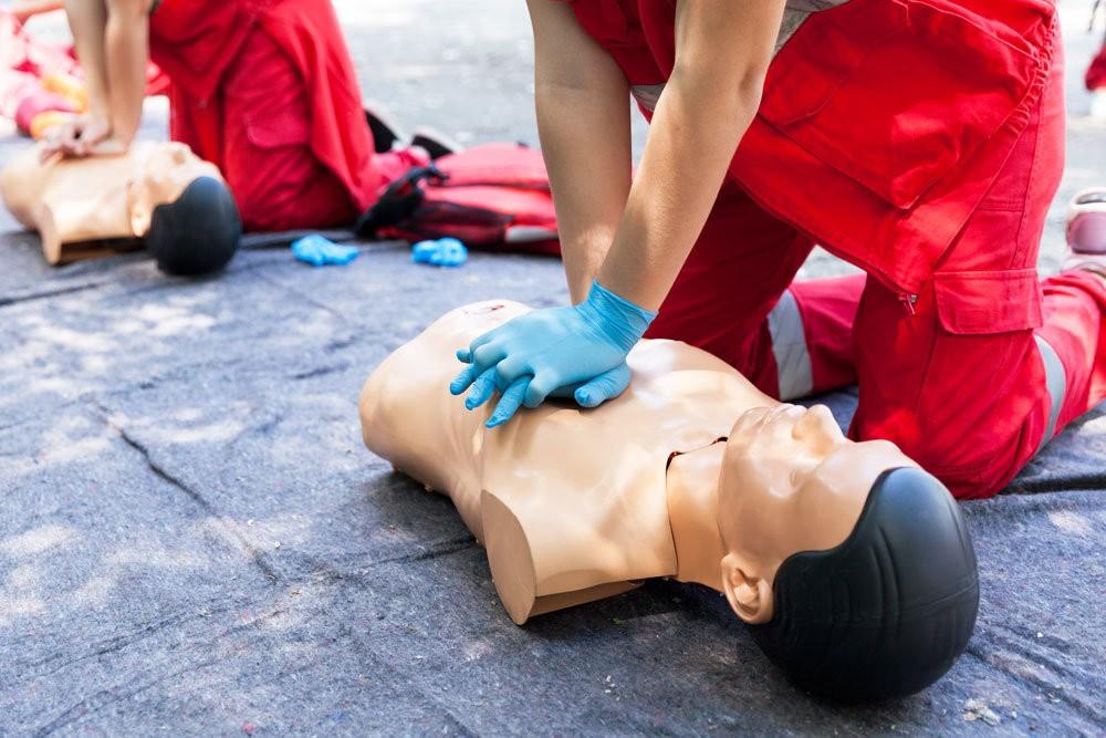 тренировка искусственного дыхания