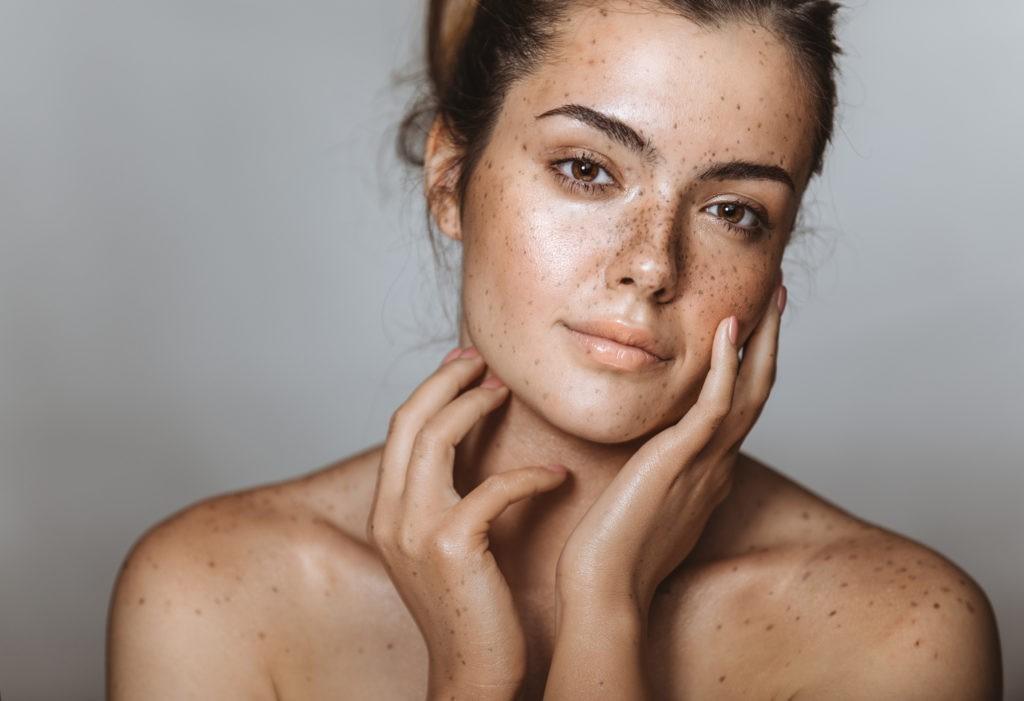 польза загара лица