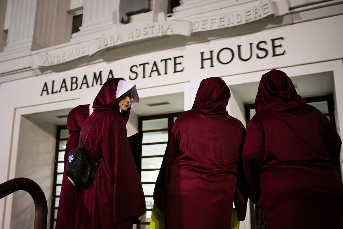 запрет абортов активисты