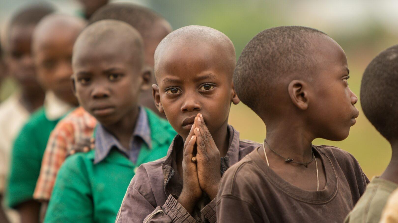 эпидемия кори в африке