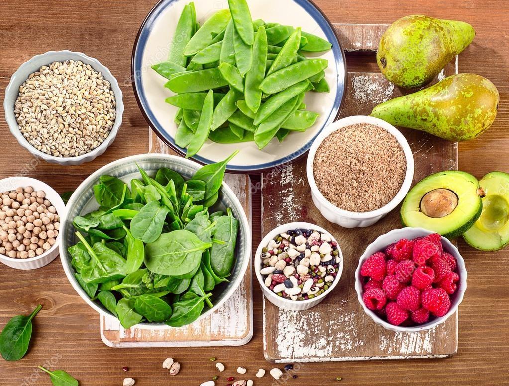 растительные источники белка