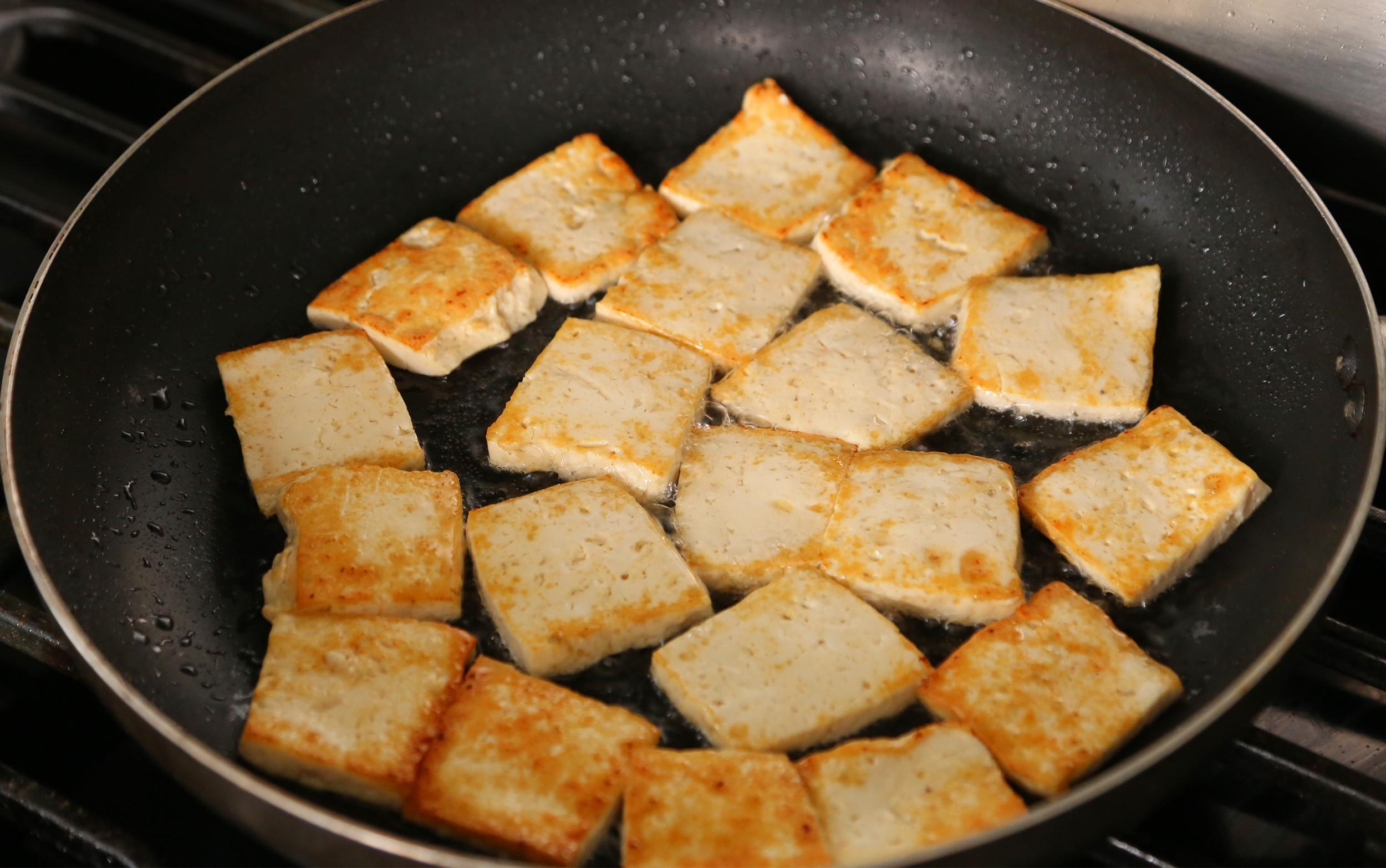 тофу готовка