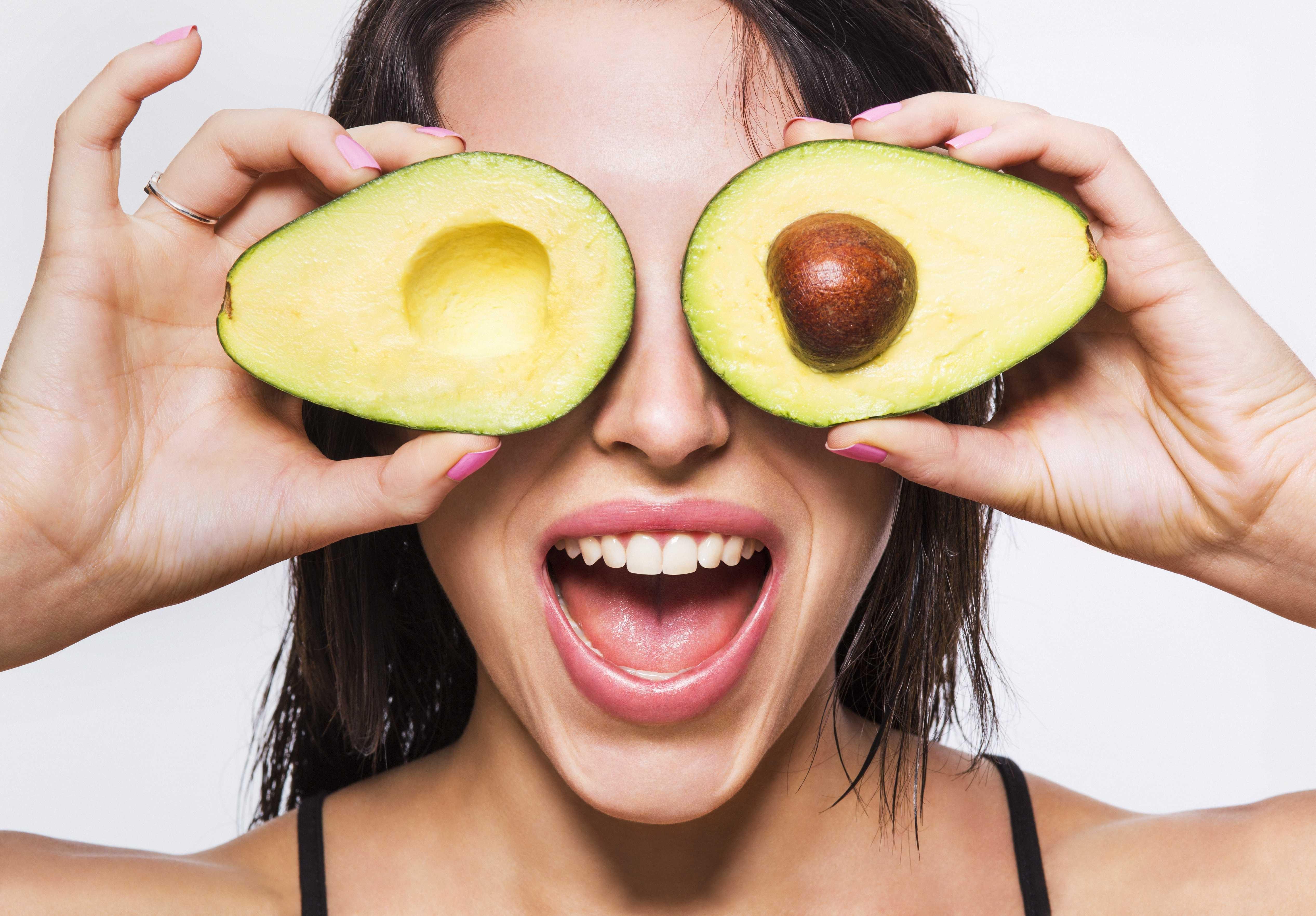 авокадо счастье