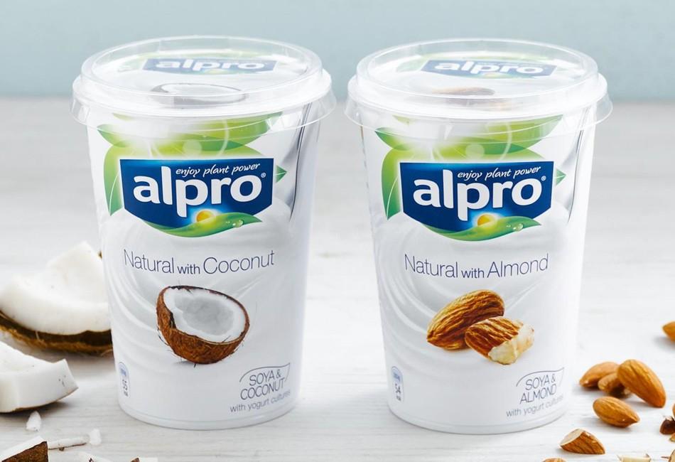 классический йогурт
