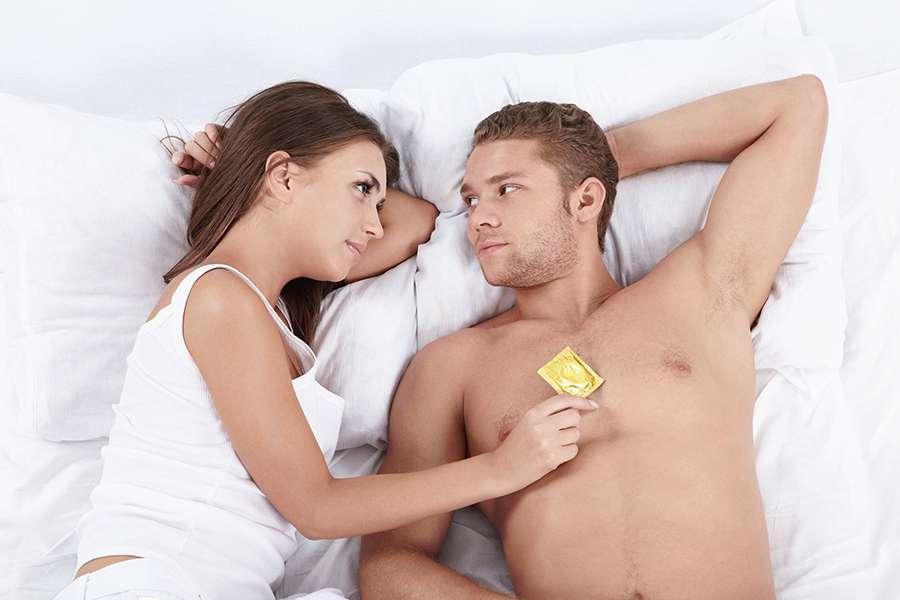 презерватив – защита от сифилиса