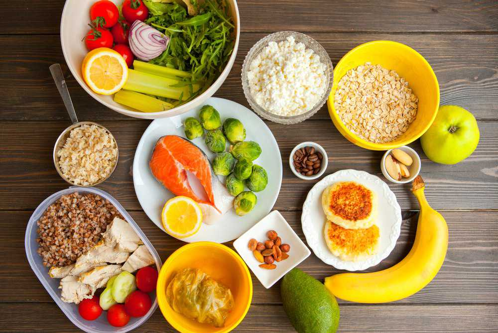 Продукты для диет и здорового питания