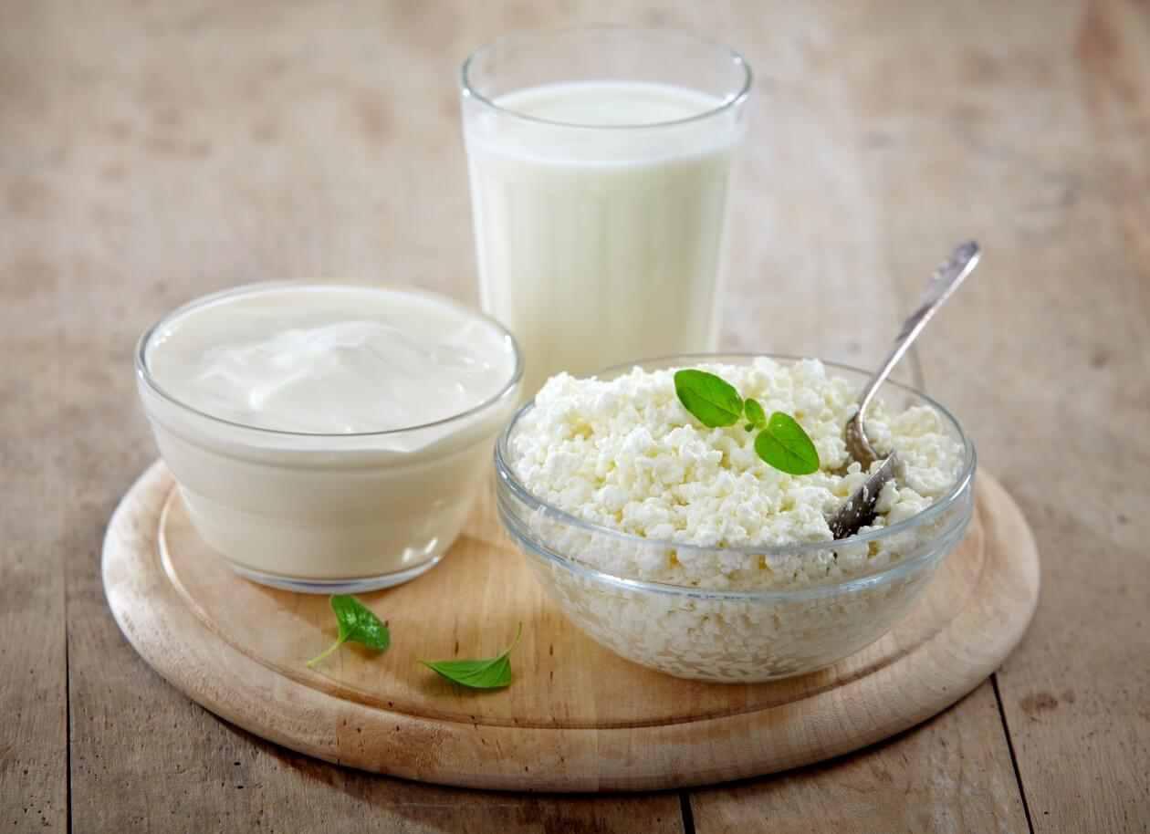 Домашний йогурт для диеты